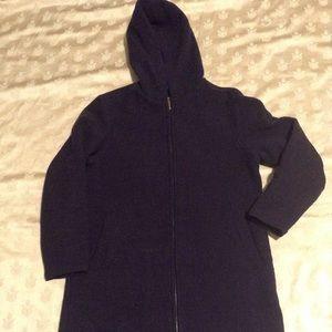 Woolrich Women's Long Wool Coat